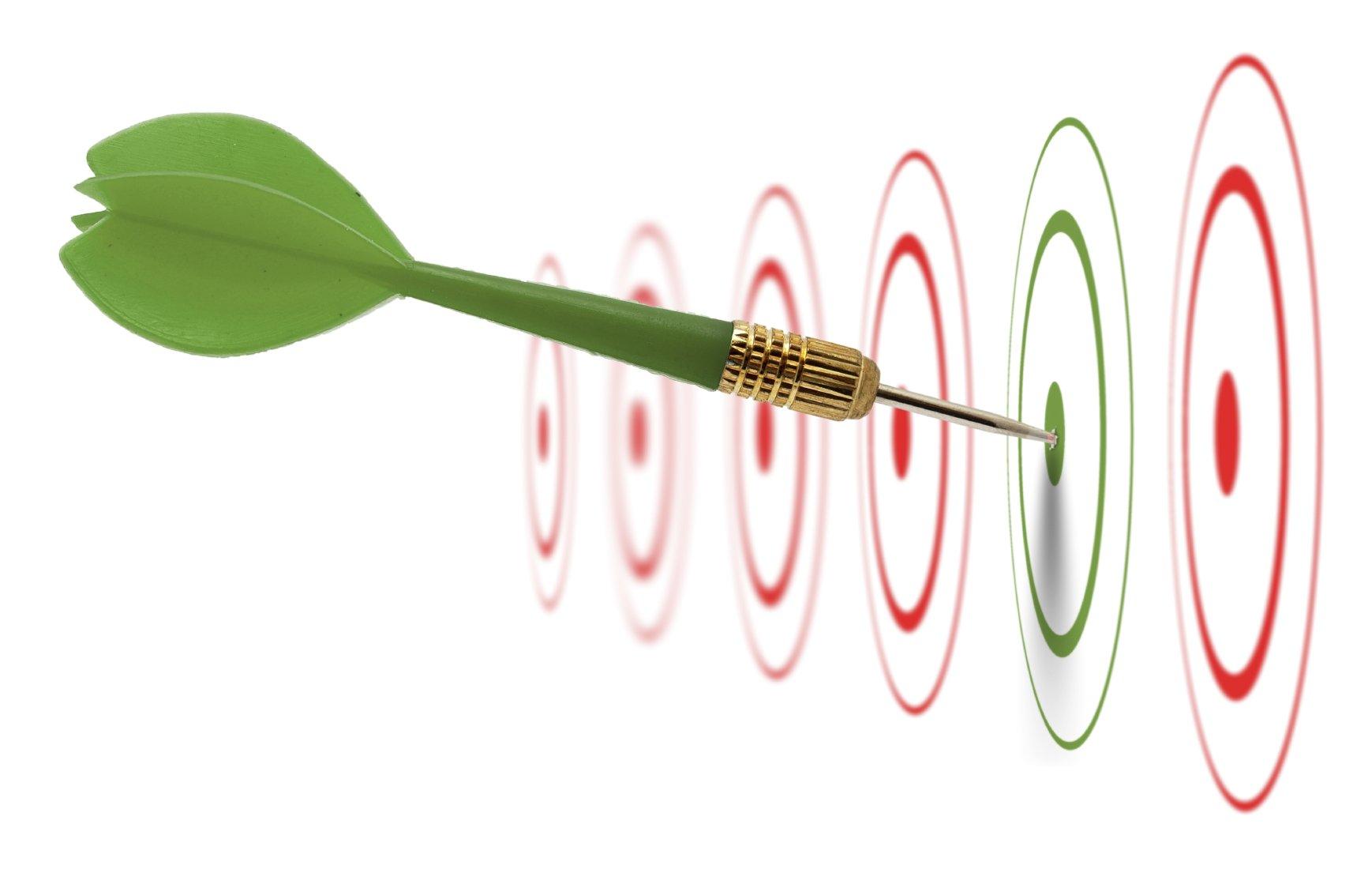 تعیین هدف در تولید محتوا و وبلاگ نویسی