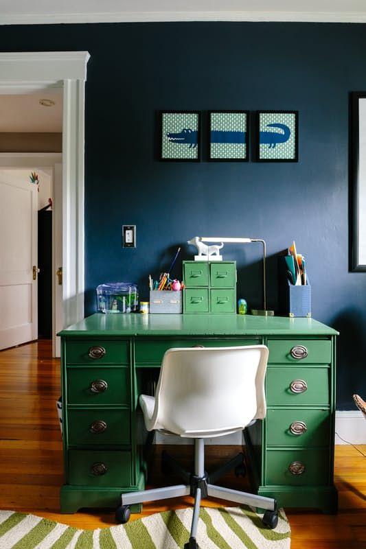 سبز کردن میز کار برای افزایش بهره وری