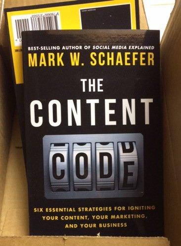 کتاب content code - تولید محتوا
