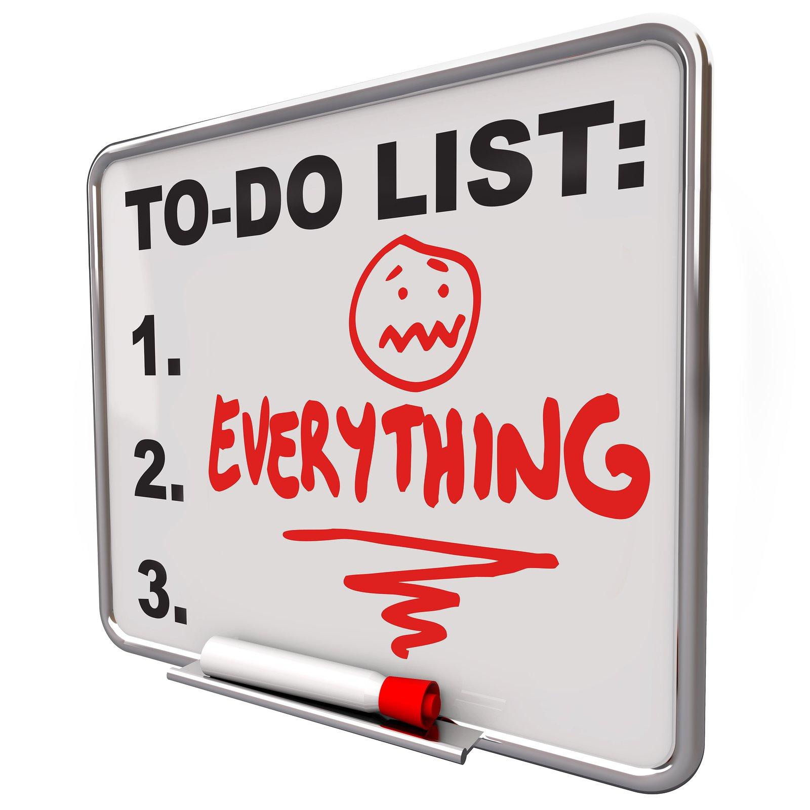 لیست کارهایی که یک تولید کننده محتوا باید انجام دهد