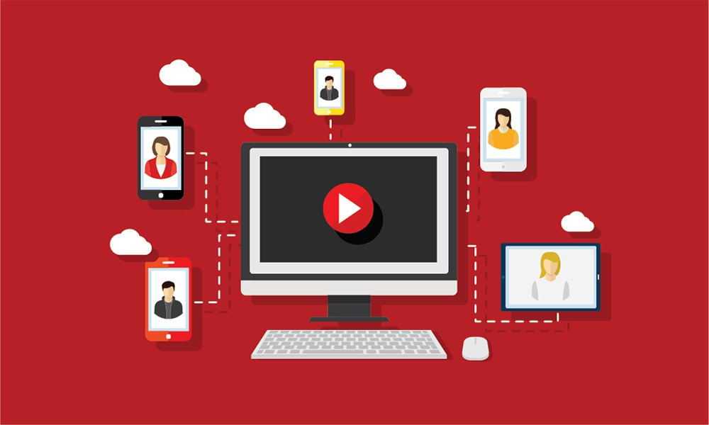 سئو ویدئو و افزایش ترافیک ارگانیک سایت