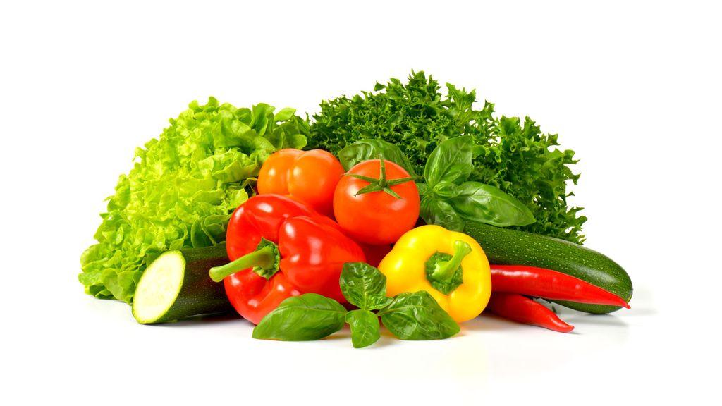 یک تولید کننده محتوا باید سبزیجات زیادی بخورد