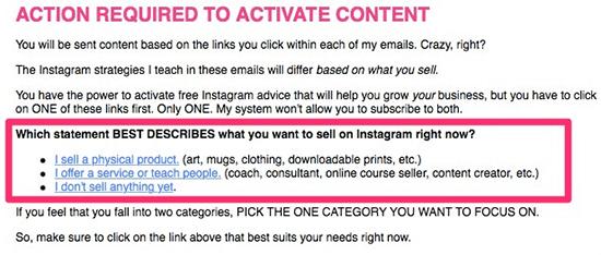 گرفتن فیدبک به کمک تولید محتوای ایمیل خوش آمدگویی