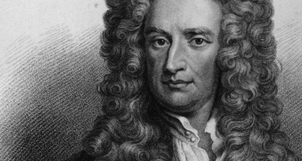 قانون اول نیوتن و غلبه بر فلج نویسندگی