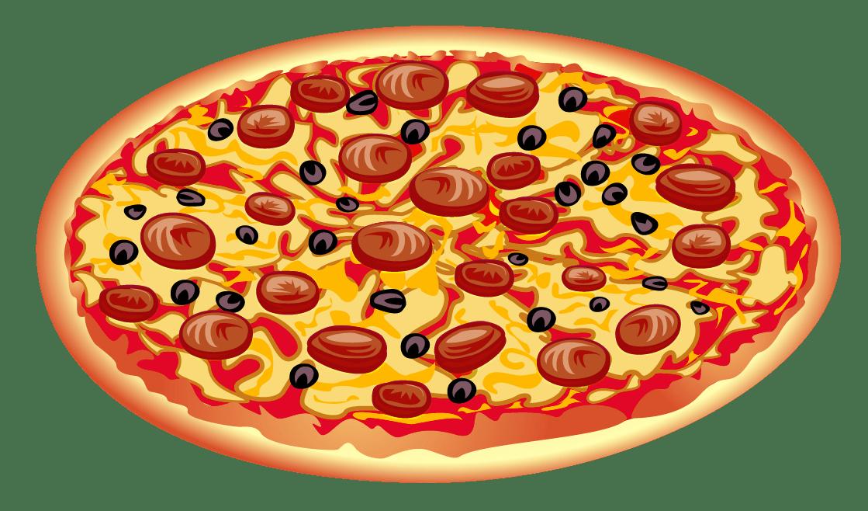 پیتزا و نوشتن محتوای تبلیغاتی !