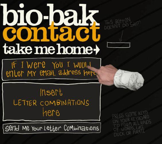 Bio-Bak/contact