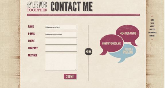 Deda/contact