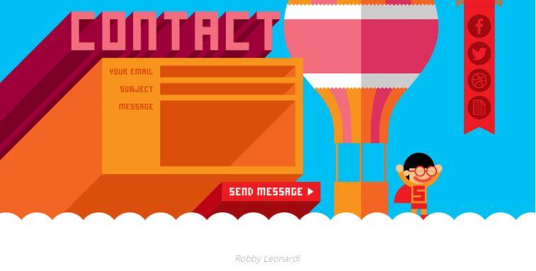 Robby Leonardi/contact